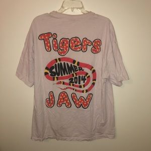 Tigers Jaw summer 2014
